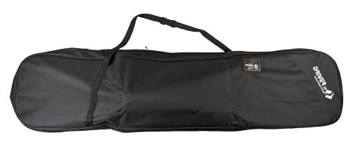 Driver13 ® Bolsa de snowboard negra Boardbag Snowboardbag negra 155 cm