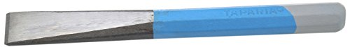 Taparia 104 Steel (22mm) Cutting Edge Octogonal Chisel (Blue and Silver)