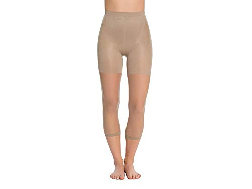 Spanx Women's Power Capri - A - Nude