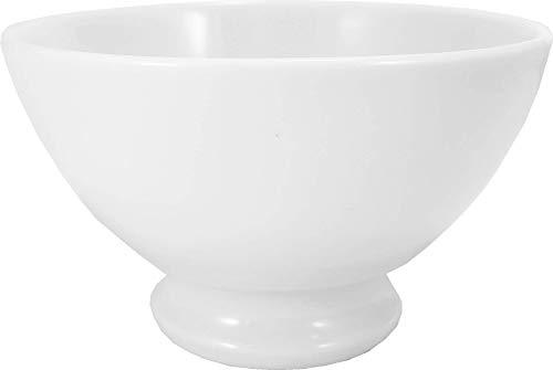 Pack 12 Taza Vino RIBEIRO 200 CC Porcelana Blanco Cuenco Aperitivo cerámica Bowl