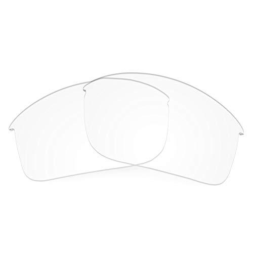 Revant Lentes de Repuesto Compatibles con Gafas de Sol Smith Tempo Max, No Polarizados, Cristal Claro