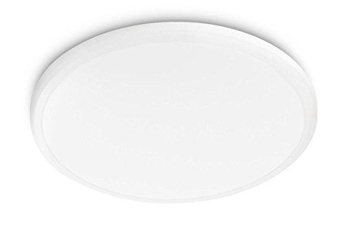 Philips Twirly 31814 myLiving/17/31 LED plafondlamp 40 K, Satijn Wit