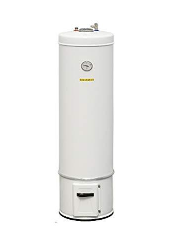 Boschetti Kombinierter Badeofen mit integrierten Warmwasserboiler mit 80 Liter Druckfest 7 BAR