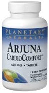 Arjuna CardioComfort Planetary Herbals 120 Tabs