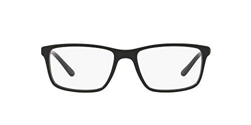 Polo 0PH2191 Monturas de gafas, Rectangulares, 56, Vintage Black