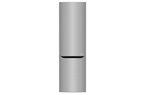 LG GBB60PZGFS nevera y congelador Independiente Acero inoxidable 343 L