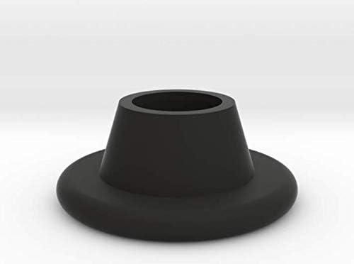 Eames Eiffel Chair Replacement Foot Black Premium Versatile Plastic product image