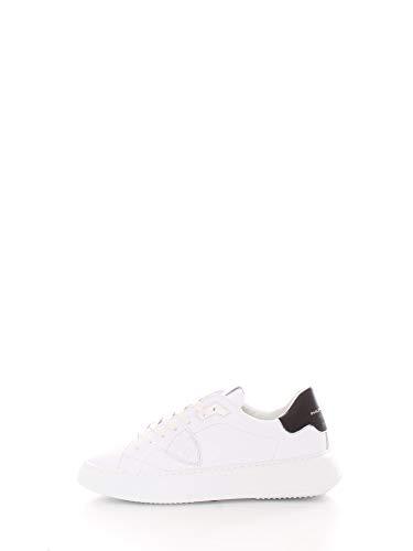 Philippe Model Sneakers Temple Veau Bianco Uomo MOD. BTLU 42