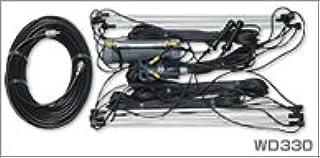 WD-330S Diamond-Antena dipolo 286 a 2 MHz, 10 m: Amazon.es ...