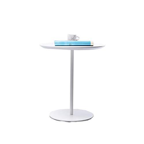 SXDHOCDZ Mesa de Centro Redonda Creativa Simple Moderna Sala de Estar Mesa Auxiliar Mesa de teléfono Mesa Redonda pequeña Coffee Table
