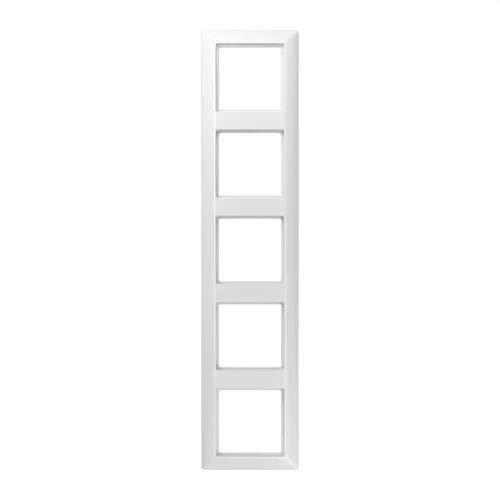 Jung AS585WW Rahmen 5-fach