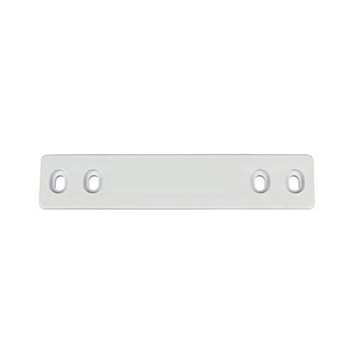 Indesit C00113698 ORIGINAL Gleitbahn Türmitnehmer Schlepptürscharnier Scharnier Führung für Schlepptür Kühlschrank Kühlgerät Kühlautomat Kühlteil auch Whirlpool 482000028674 Ignis Ariston IKEA