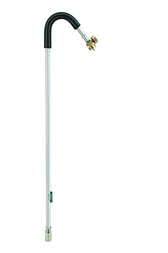 PAVEMADE Propane Torch Weed Burner Self lighting, 25,000 BTU, 34 Inches Long, Outdoor Garden Weeds Killer, Ergonomic Handle, Trigger Start, Propane Fuel Tank NOT included