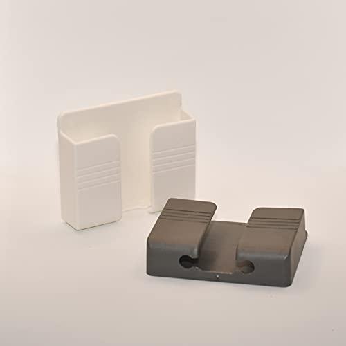 Caja Control Remoto, Caja Almacenamiento Pared, Caja-Almacenamiento-Pared-Mando, Caja-Almacenamiento-Pared-Adhesivo, Soporte-Caja-Control-Remoto-Adhesivo