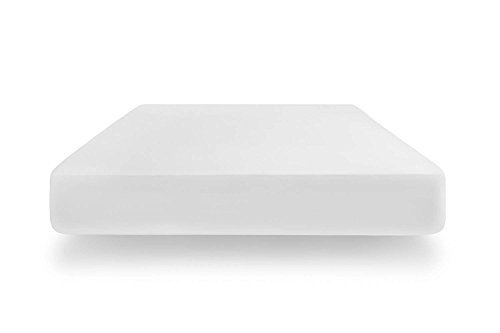 Tuft & Needle King Mattress Protector - Waterproof - Liquid-Proof - Quiet - Protects Against Dust Mites and Allergens - Fitted Sheet Style - Vinyl Free, White