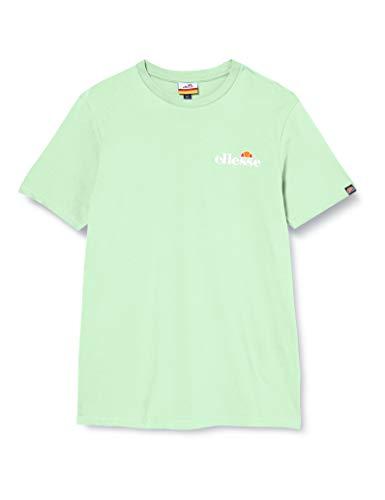 Ellesse Voodoo Camiseta de Manga Corta para Hombre, Hombre, Camiseta, SHF06835, Verde, Small