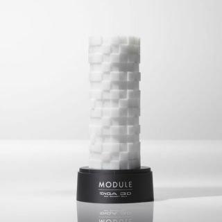 不規則な高低差が生む快感のコントラスト!TENGA(テンガ) 3D MODULE TNH-002
