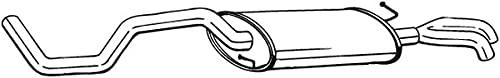 Bosal 282-643 Silencieux arrière