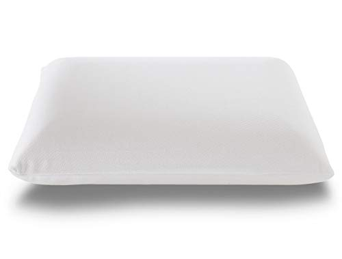 Live and Sleep Classic Memory Foam Pillow, Cooling Bed Pillow, Premium Quality, Medium Firm Pillow - Hypoallergenic CertiPUR Certified - Soft Fabric Cover – Standard Size