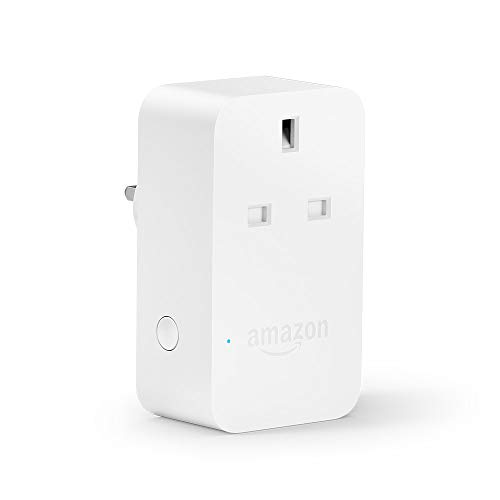 Amazon Smart Plug, works with Alexa, Certified for Humans...