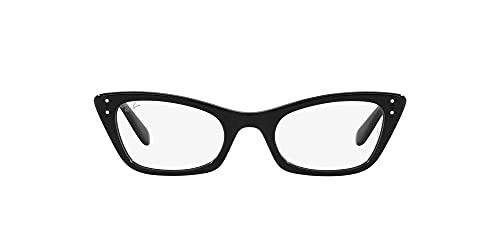 Ray-Ban 0RX5499-2000-49, Gafas Hombre, Negro