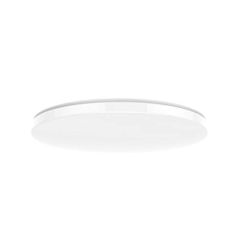 YEELIGHT LED Galaxy 450 (bianco) | Smart plafoniera | Ceiling Light | 450 mm | controllo con app e assistenza vocale | versione UE, Ø 450mm