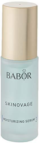 BABOR SKINOVAGE Moisturizing Serum, sérum hydratant pour toutes les peaux sèches et déshydratées, 30 ml