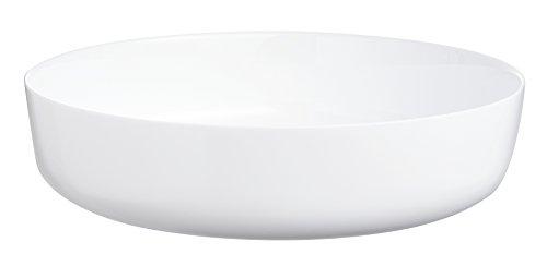 Luminarc - Plat à Servir Smart Cuisine Diwali - Plat en Verre Innovant - Léger et Extra-Résistant - Nettoyage Facile - Passe au Four jusqu'à 250°C - Made in France - Dimensions 26 cm