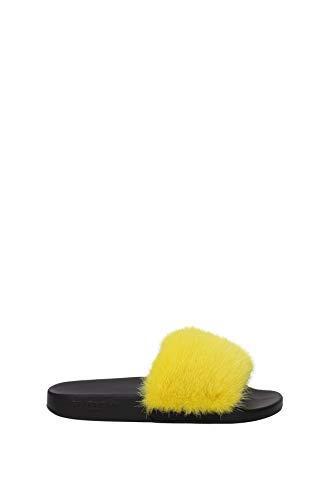 Givenchy Flip-Flops und Holzschuhe Damen - Fell (BE08209806700) 35 EU