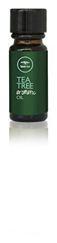 Paul Mitchell Tea Tree Aromatic Oil - Teebaum-Öl bei Akne und Hautirritationen, multifunktionelles Pflege-Öl lindert Juckreiz und Muskelverspannungen, 10 ml