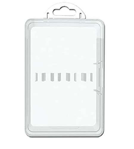 Caja organizadora para Cabezales de Recambio de cepillos eléctricos