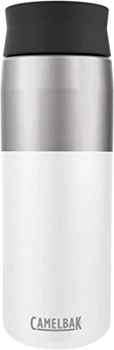 CAMELBAK Products LLC Erwachsene Hot Cap Thermobecher, White, 600 ml
