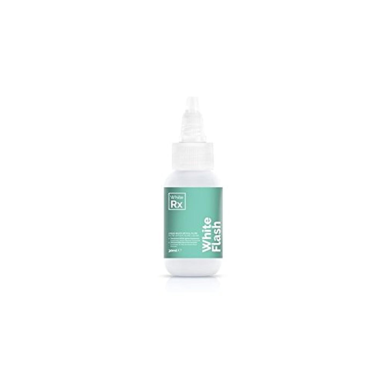 休日見ましたパーチナシティ白いフラッシュスキントリートメント(30ミリリットル) x4 - Whiterx White Flash Skin Treatment (30ml) (Pack of 4) [並行輸入品]