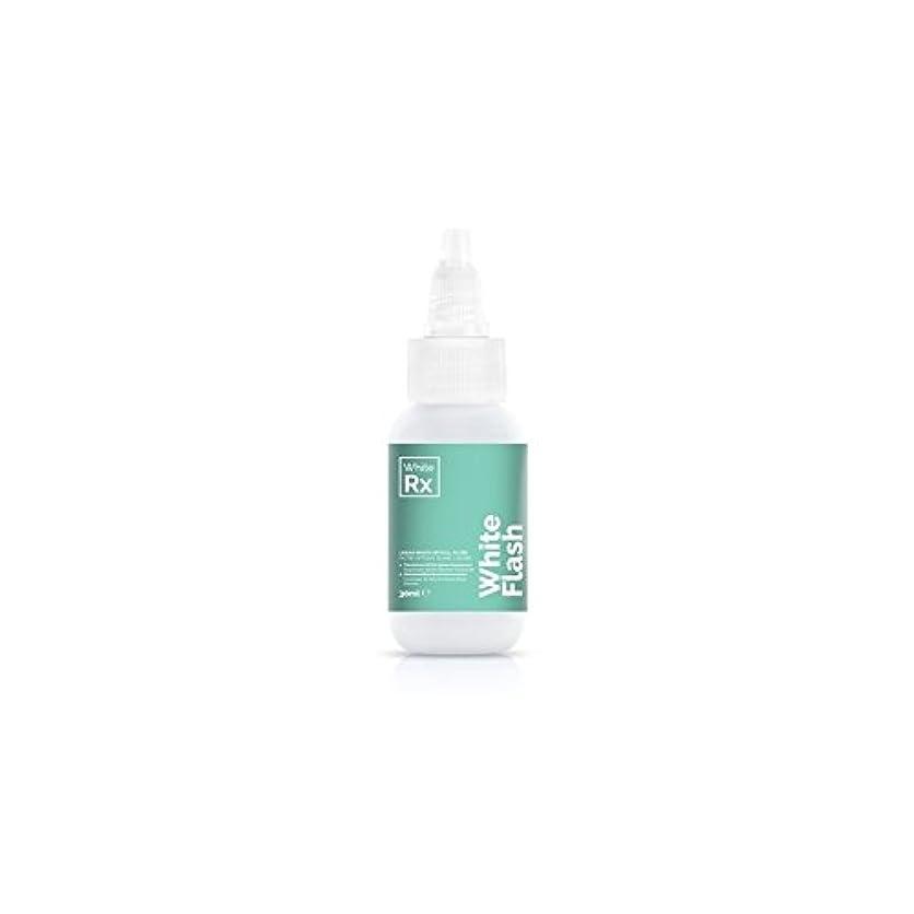 楽観超越する服を片付ける白いフラッシュスキントリートメント(30ミリリットル) x4 - Whiterx White Flash Skin Treatment (30ml) (Pack of 4) [並行輸入品]