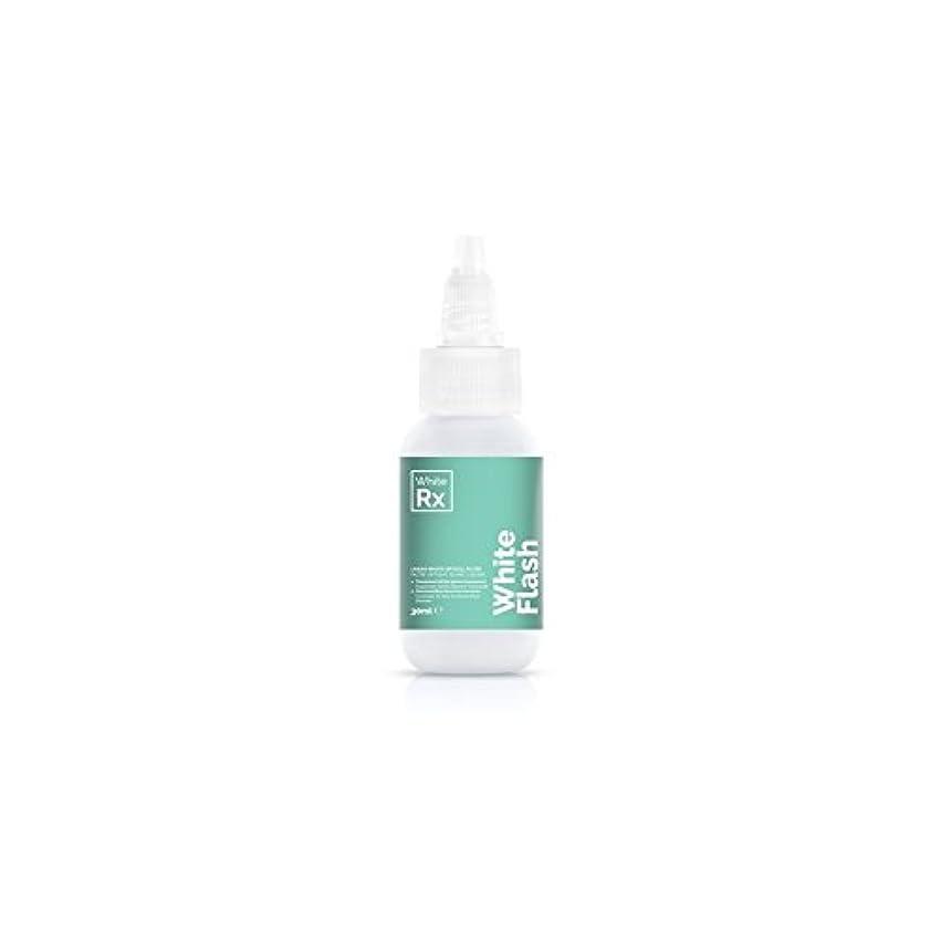 パドル状態ペンフレンドWhiterx White Flash Skin Treatment (30ml) (Pack of 6) - 白いフラッシュスキントリートメント(30ミリリットル) x6 [並行輸入品]
