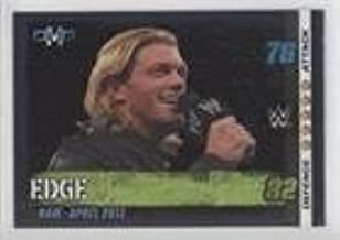 Edge (Trading Card) 2017 Topps WWE Slam Attax 10th Edition - [Base] #54