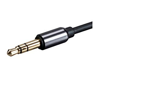 Monoprice Onyx Series Auxiliary 3.5mm TRS Audio Cable, 3ft - (118629)