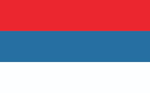 magFlags Drapeau Large Tradicionalna Zastava Vojvodine bez grba   Traditional Flag of Vojvodina   ????????????? ??????? ?????????   Drapeau Paysage   1.35m²   90x150cm