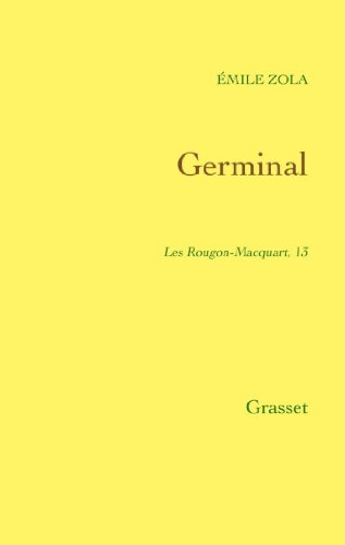 Germinal (Les Cahiers Rouges)
