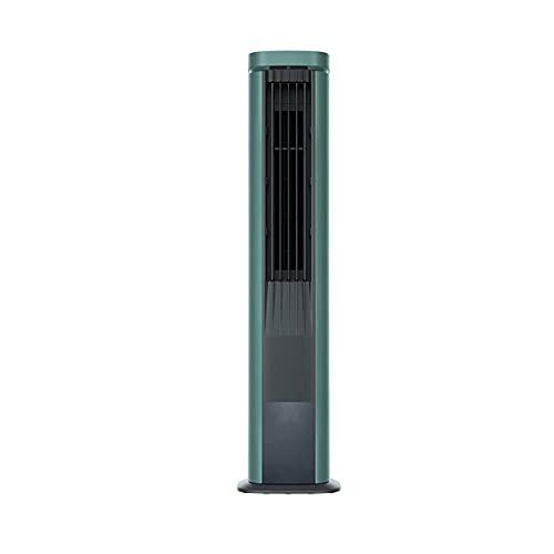 Fan del refrigerador de aire, refrigerador de aire del humidificador de aire del purificador de aire 4 en 1, la oscilación de 60 °, 4 niveles de potencia, ventilador de aire acondicionado silencioso.