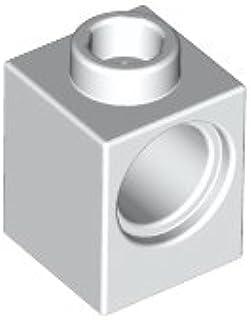 4117070 Lego Rundstein 1 x 1 offene Noppe Beige 10 Stück