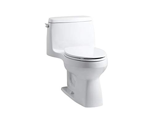 Kohler 3810-0 Santa Rosa Comfort Height Elongated...