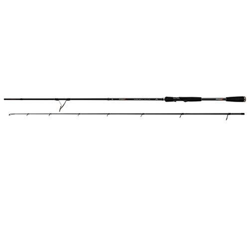 Fox Rage Prism X Power Spin X 240 cm 20 – 80 g – Canna da spinning per la pesca al luccio e alla luccioperca, canna da pesca predatore per la pesca spinning