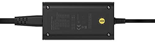 Ansmann 12V Netzteil APS 2250L Netzstecker bis max. 2250mA (7 universal Adapter Stecker) Netzadapter für Elektrokleingeräte von 5-15 Volt regelbar