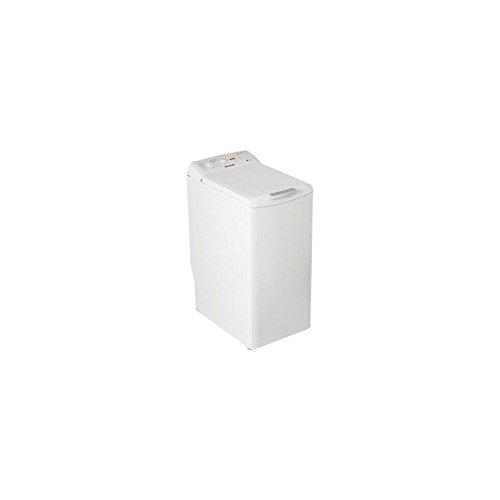 Brandt BWT6512T Libera installazione Caricamento dall'alto 6.5kg 12000Giri/min A+++ Bianco lavatrice
