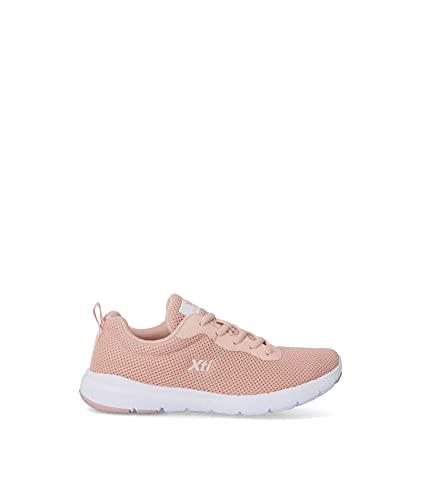 Xti - Zapatillas deportivas para mujer y niña, color nude/polvos Size: 37 EU