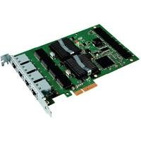 Intel PRO1000PT 1GBit 4xRJ45 NIC RTL