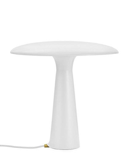 Normann Copenhagen Shelter lampada da tavolo Bianco 41 x 41 cm