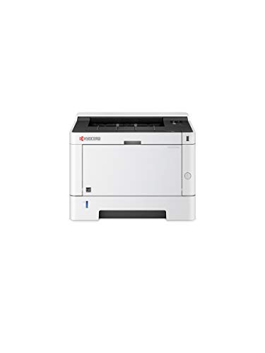 Kyocera Ecosys laserprinter: zwart-wit, duplex-eenheid incl. Mobiele printfunctie. P2235dn 35 Seiten pro Minute zwart