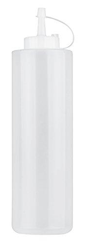 Paderno World Cuisine Flacone Dosatore, in Polietilene, Neutro, capacità 0,72 lt